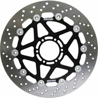 Brake Disc Front L/H for 2004 Cagiva X Raptor 1000