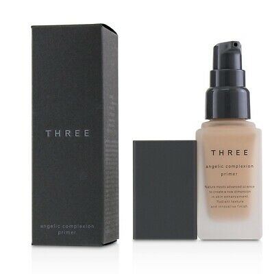 THREE Angelic Complexion Primer SPF22 - # 02 Just Peachy 30g Womens Make Up