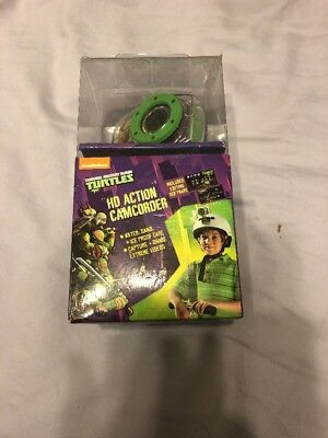 Teenage Mutant Ninja Turtles Action Camera with 1.8-Inch LCD Screen, 78665