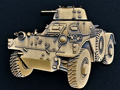 Ferret Mk2 Fv701 Armoured Wheeled Vehicle Lapel Pin (Ferret Mk2)