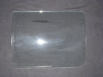 NATIONAL A38 POLLY AD GLASS