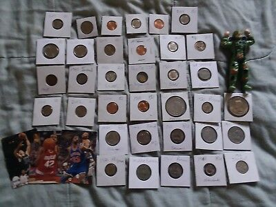 Huge Lot! 22k Gold, Silver, US Coins Uncirculated, World Coins, and other stuff.