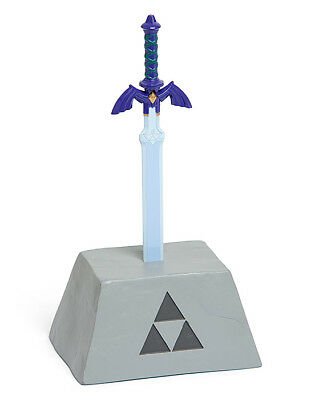 "LEGEND OF ZELDA Master Sword Pedestal LETTER OPENER ""Loose"" See Description"