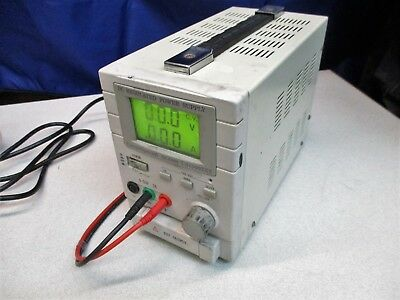Circuit Specialist CSI5003X5 0-50V DC Regulated Power Supply