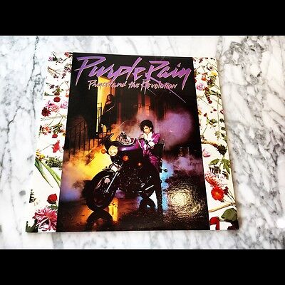 Prince And The Revolution/Purple Rain 1984 Vinyl Looks Unplayed M/NM LP RARE