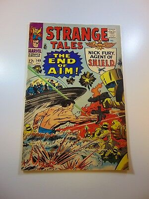 Strange Tales #149 VG+ condition Huge auction going on now!