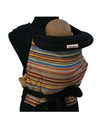 Palm&Pond Mei Tai Baby Sling Wrap Carrier - 100% cotton