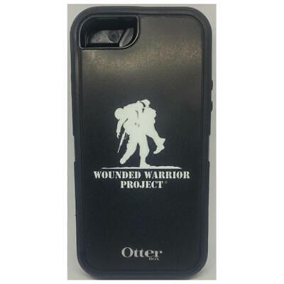 OtterBox Defender Series - With Holster - For iPhone 5/5S/se - Wounded Warrior
