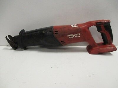 Hilti WSR 18- A Reciprocating Saw..cordless tool only