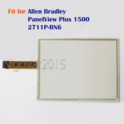 New for Allen Bradley PanelView Plus 1500 2711P-RN6 Touch Screen Glass
