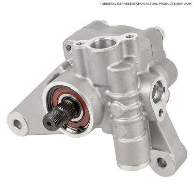 For Toyota Highlander 4-Cyl 2001-2007 New Power Steering Pump