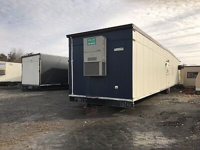 12'x60' Mobile Office bathroom trailer modular mens woman's boys and girls