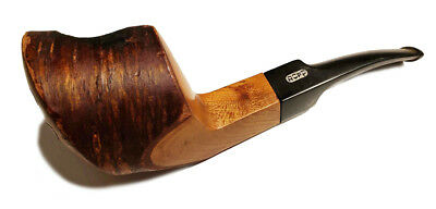 Vintage Ropp Cherrywood Pipe France Hand Crafted Personalized See Pics