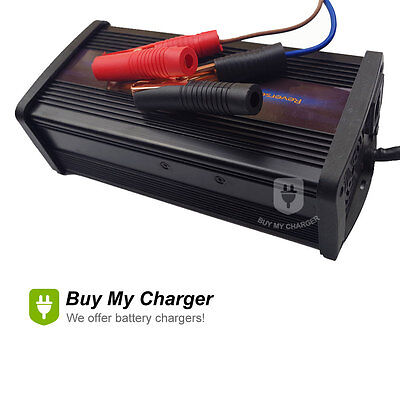 12V 30A Lead Acid Battery Charger Reverse Pulse Heavy Duty Car Battery Charger