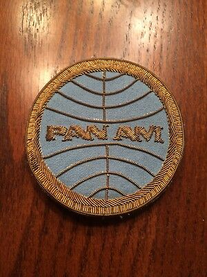 Pan American Airlines Pan Am Patch Bullion