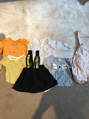 Seed Heritage / Country Road Baby Girls Bulk Lot Size 000 And 00