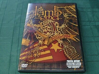 LAMB OF GOD Killadelphia 2005 DVD