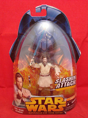 Star Wars Revenge of the Sith ROTS #01 Obi-Wan Kenobi