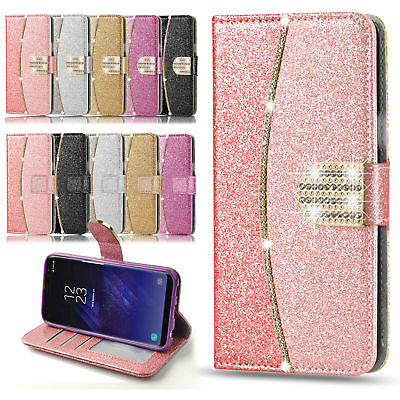 Case for Huawei P20 Lite/Pro Phones Cover Real Genuine Leather Flip Wallet