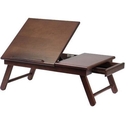 Tray With Drawer Wooden Book Stand Folding Easel Wood Holder Sketch Reader