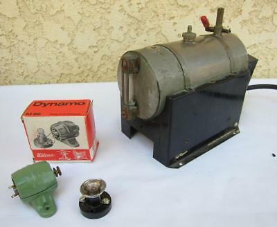 Vintage Wilesco M66 Dynamo Live Steam & Electric Tank