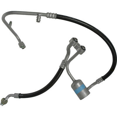 A/C Hose Assembly-Manifold and Tube Assembly UAC HA 1612