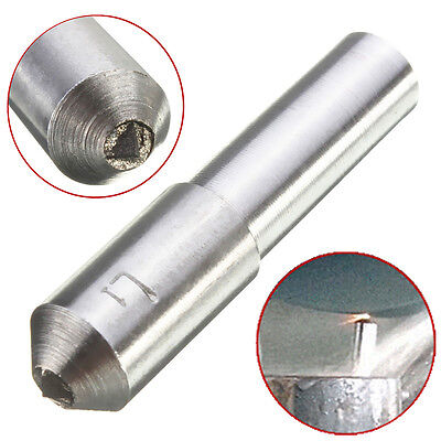 1PC Grinding Disc Wheel Natural Diamond Dresser Dressing Pen Tool  Diameter 11mm