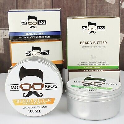 Beard Butter 100ml | Hydrate, Nourish & Condition | Moisturises like Balm & Oil
