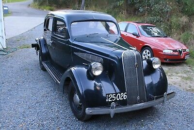 Nash 1936 Sedan Club Driver Or Hot Rod Project Barn Find. Drive It Home