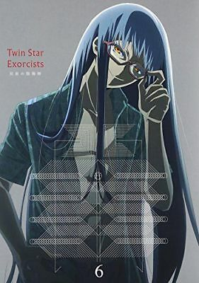 Twin Star Exorcists (Sosei No Onmyoji) Vol.6-Japan Dvd Q85
