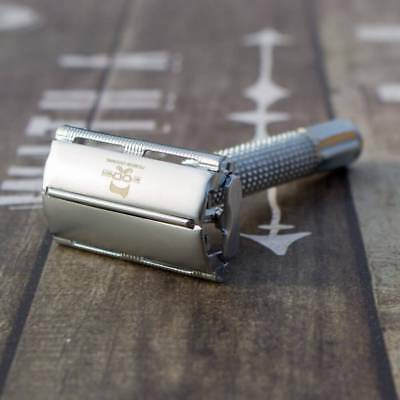 Mo Bro's Butterfly Safety Razor   High Quality Metal with a Premium Finish
