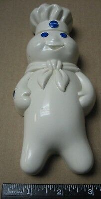 AS-IS Vintage 1985 Pillsbury Doughboy Portable AM FM Radio FREE Shipping READ
