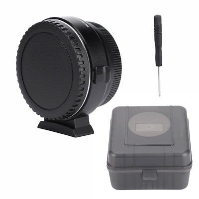 EF-EOS M2 Auto Focus Mount Adapter 0.71X for Canon EF Lens to Canon EOS-M Camera