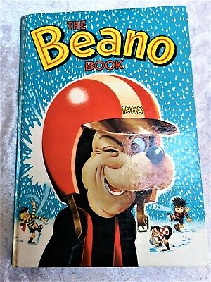 THE BEANO ANNUAL 1968 Comic book (published 1967)