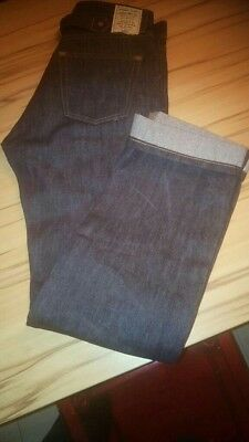 Quartermaster Lutece  MFG Denim Jeans 30-40er Jahre Rockabilly
