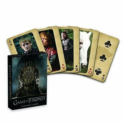 Game of Thrones Playing Cards New & Sealed Free Shipping