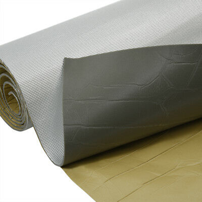 5M Roll Foil Insulation Foam Car Van Home Proofing STICKY roof shed Sound Proof