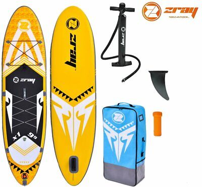 ZRAY X-RIDER X1 9.9 SUP Board Stand Up Paddle Surf-Board ISUP