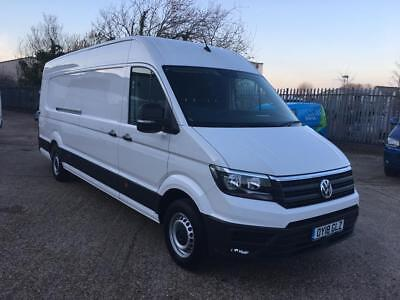 84327b3a79 Volkswagen Crafter CR35 Panel van Highline LWB Maxi 177 PS 2.0 TDI 8sp  Automatic