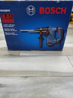 *NEW* BOSCH 1-1/8 in. SDS-Plus Rotary Hammer Model RH328VC FREE SHIP (MS4010010)