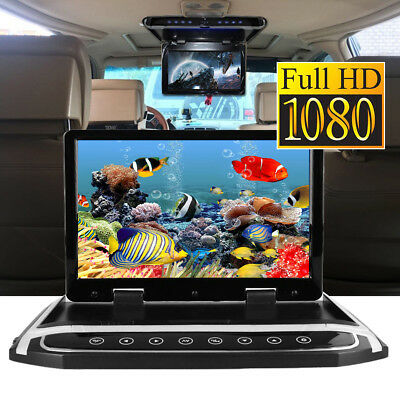 """In Car Overhead Ceiling Roof Mount Monitor 15.6"""" Wide Screen HDMI 1920 x 1080"""
