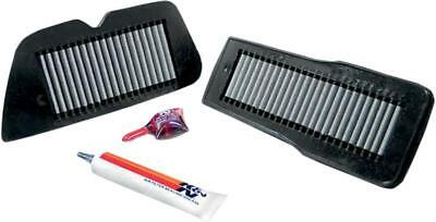 K + N Luftfilter Air Filter Replacement Kit (2 Included) Suzuki Vs1400