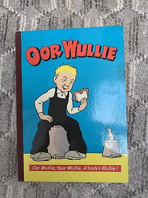 Oor Wullie Annual 1972 Vintage. Very good condition