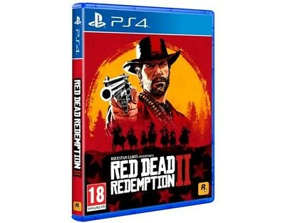 Red Dead Redemption II  PS4 - Brand New