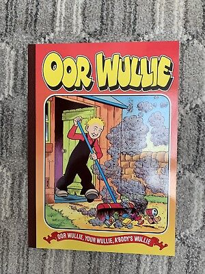 Vintage Oor Wullie Annual 1998, Excellent condition