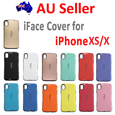 iFace Heavy Duty Shockproof Anti Shock Slim Case Cover for iPhone XS/X