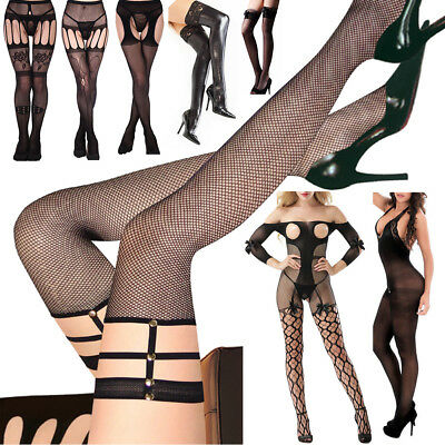 Sexy Lady Womens Lace Top Stay Up Thigh High Stockings Pantyhose Long Socks Lot