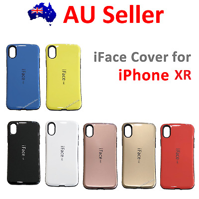 iFace Heavy Duty Shockproof Anti Shock Slim Case Cover for iPhone XR