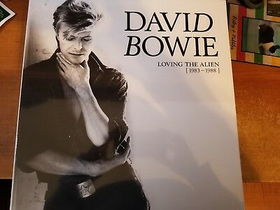 David Bowie: Loving The Alien, 15 LP Box Set Including Hard Cover Book