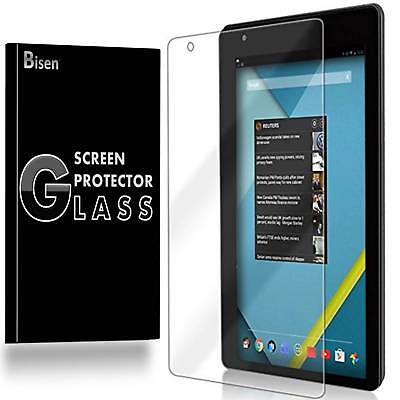 """For RCA Voyager III 7"""" (RCT6973W43) [BISEN] Tempered Glass Screen Protector"""